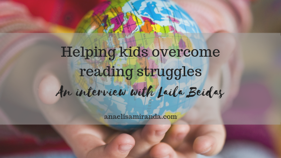 Helping Kids Overcome Reading Struggles